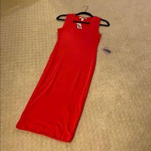 Forever 21 Bodycon Midi Dress Size XS